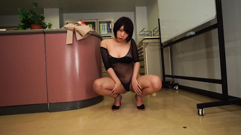 【安位カヲルキャプ画像】グラドルからAV女優転向を決めたHカップのエロ美女! 41