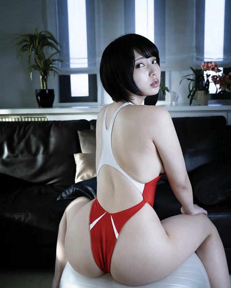 【安位カヲルキャプ画像】グラドルからAV女優転向を決めたHカップのエロ美女! 73