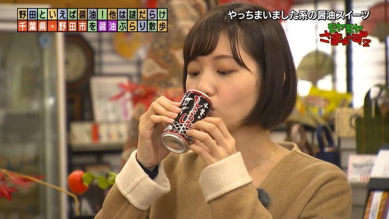 【田中瞳キャプ画像】ミスコン経験がある可愛い女子アナが大口開けて食レポwwww 61