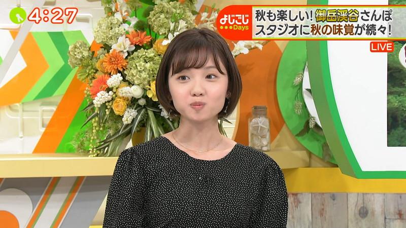 【田中瞳キャプ画像】ミスコン経験がある可愛い女子アナが大口開けて食レポwwww 73