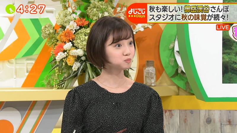 【田中瞳キャプ画像】ミスコン経験がある可愛い女子アナが大口開けて食レポwwww 75