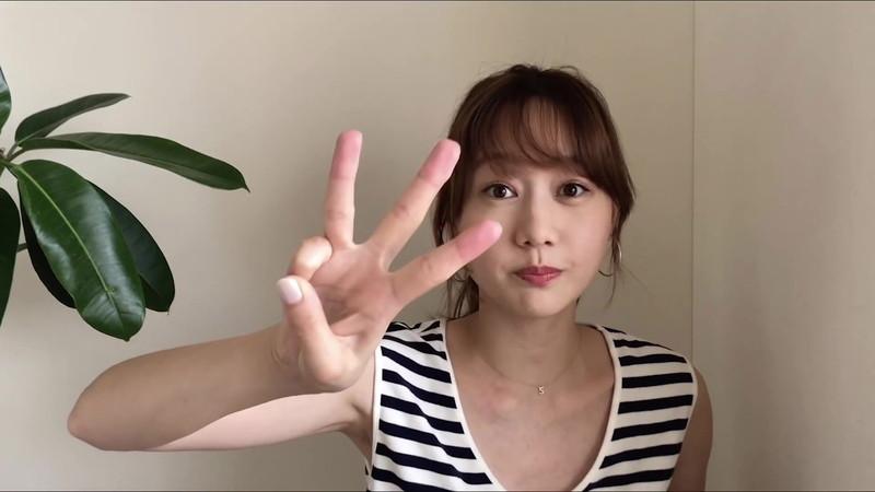【高田秋キャプ画像】クォーター美人モデルのあられもない着衣エロ! 21
