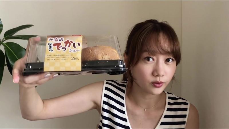 【高田秋キャプ画像】クォーター美人モデルのあられもない着衣エロ! 27