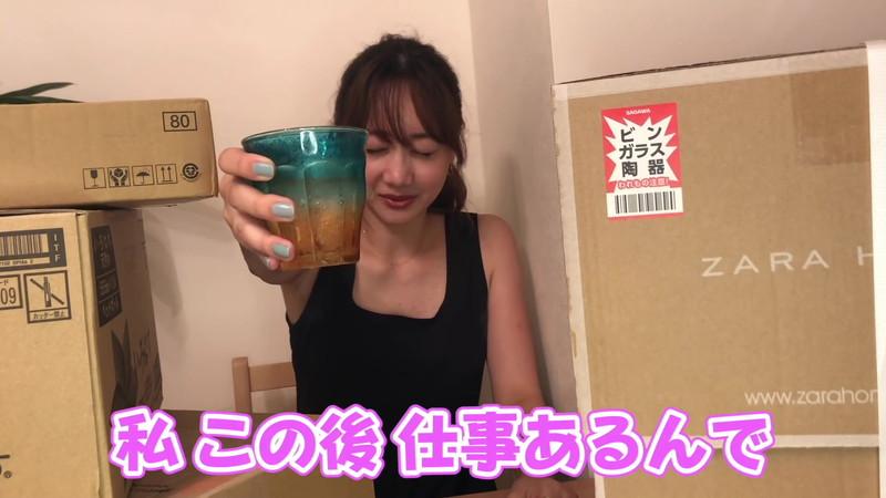 【高田秋キャプ画像】クォーター美人モデルのあられもない着衣エロ! 49