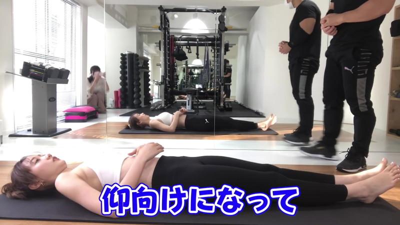 【高田秋キャプ画像】クォーター美人モデルのあられもない着衣エロ! 69