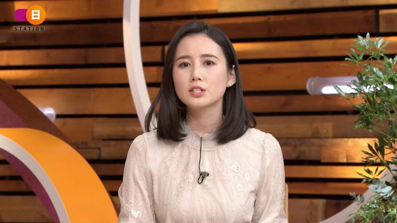【森川夕貴キャプ画像】疑似フェラ以外にスケスケ衣装まで着てる女子アナwwww 14