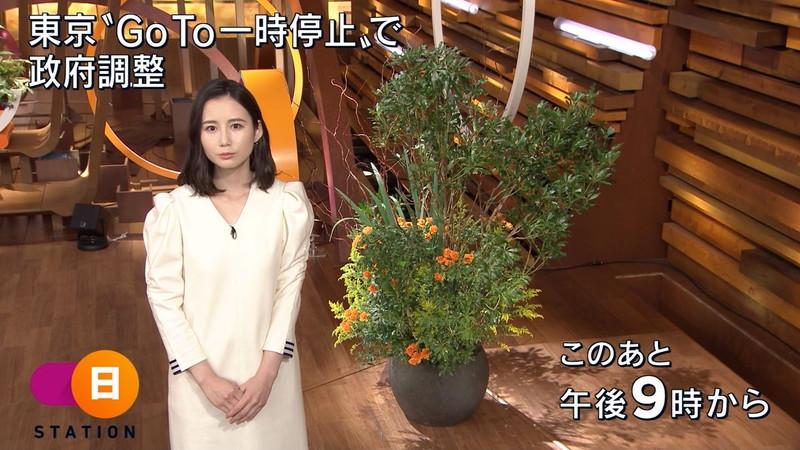 【森川夕貴キャプ画像】疑似フェラ以外にスケスケ衣装まで着てる女子アナwwww 28