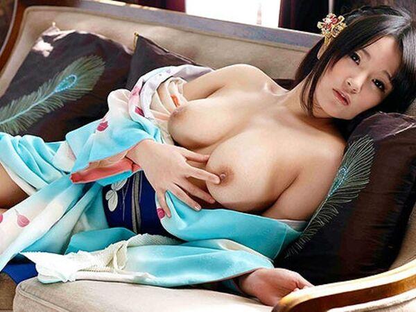 【姫始めエロ画像】日本のお正月はやっぱり着物美人と一夜を過ごしたいですね 22