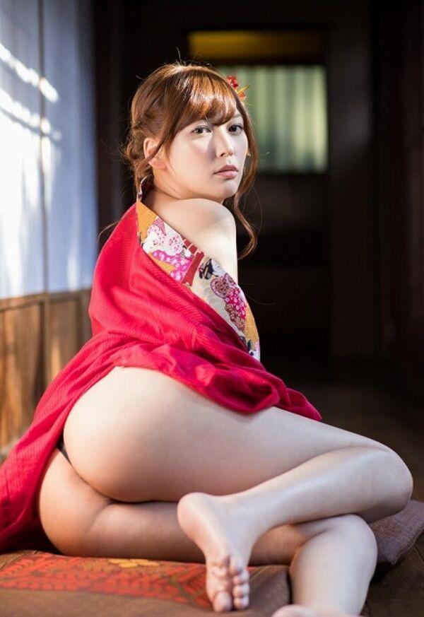 【姫始めエロ画像】日本のお正月はやっぱり着物美人と一夜を過ごしたいですね 26