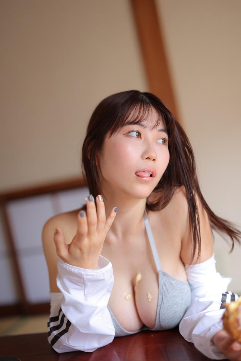 【伊織いおキャプ画像】スレンダーJカップとかいうアンバランスボディが好き過ぎる! 61
