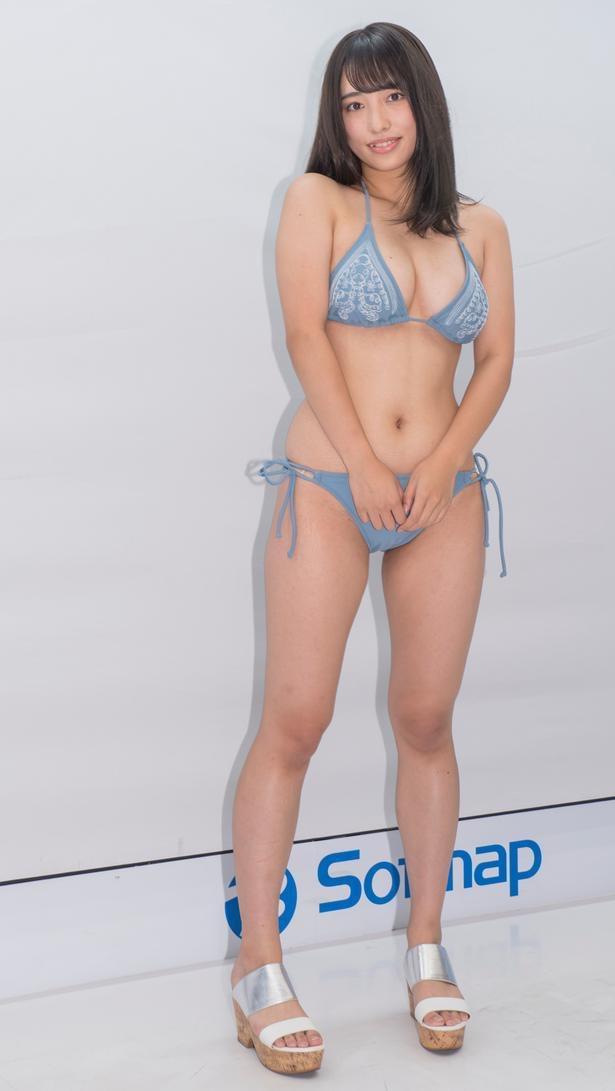 【高梨瑞樹グラビア画像】現役女子大生グラビアアイドルがいきなりマンスジ!? 28