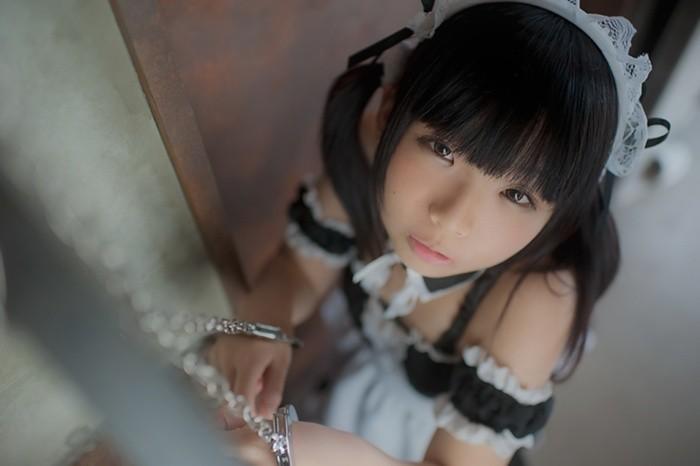 【唯原ひなせエロ画像】童顔小柄で可愛くてちょっとエッチなコスプレイヤー 06