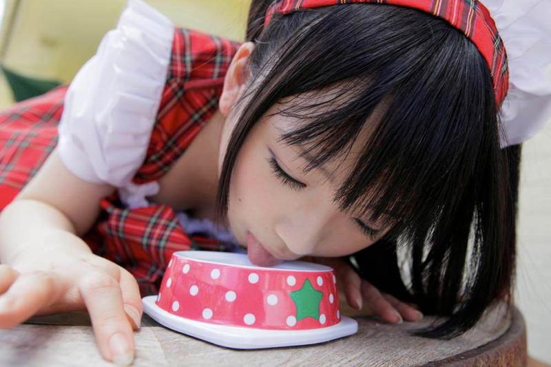 【唯原ひなせエロ画像】童顔小柄で可愛くてちょっとエッチなコスプレイヤー 11