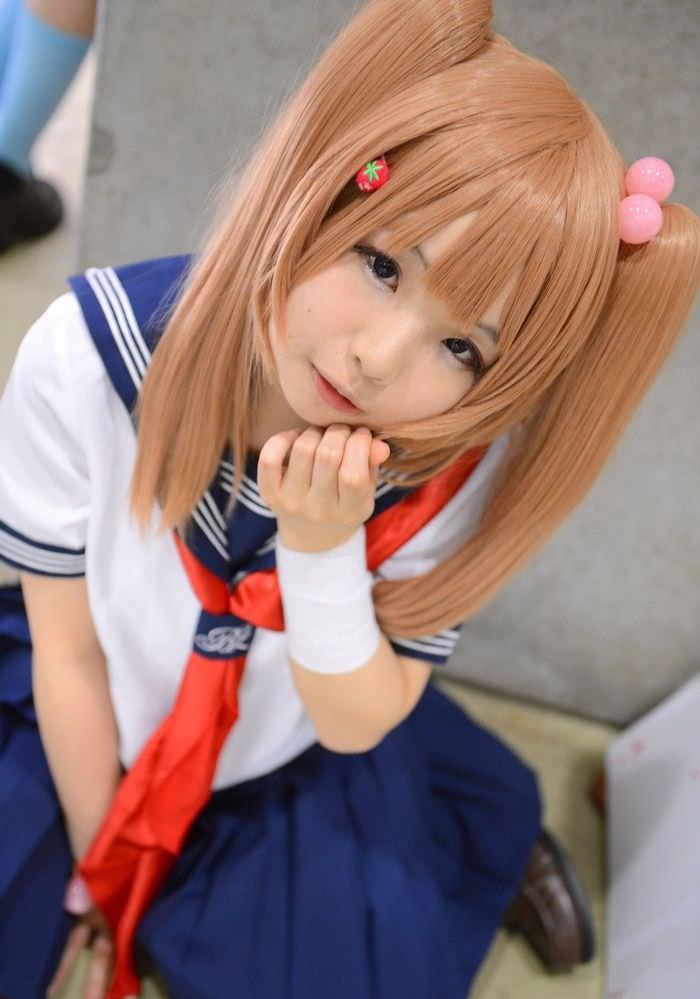 【唯原ひなせエロ画像】童顔小柄で可愛くてちょっとエッチなコスプレイヤー 80