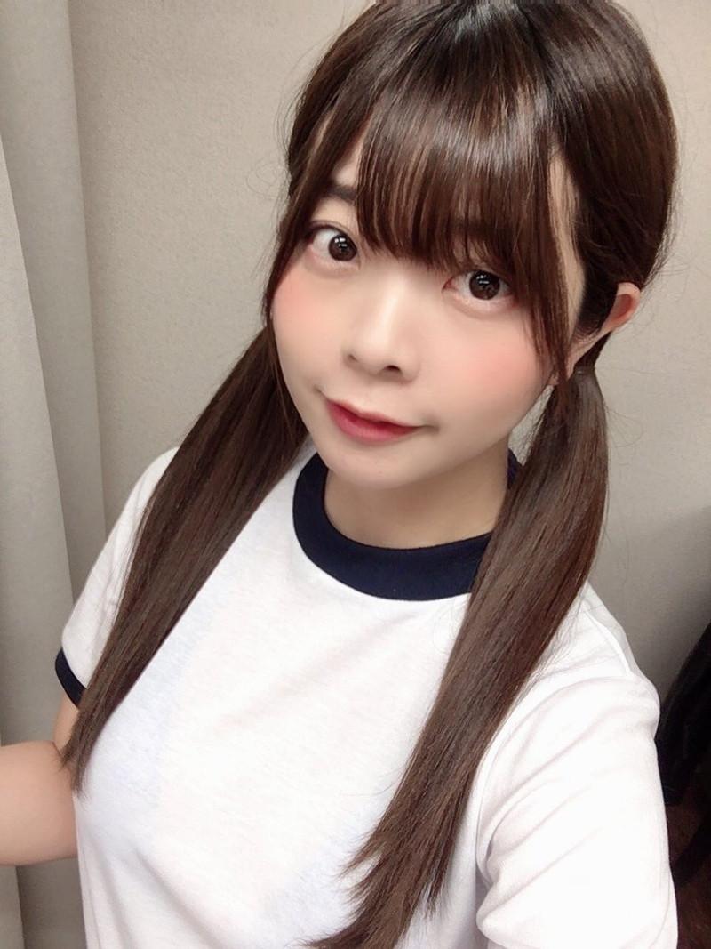 【柚月彩那エロ画像】ミニマムボディにGカップ巨乳のアンバランスさがエロい! 97