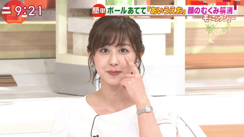 【斎藤ちはるキャプ画像】乃木坂46アイドル出身の女子アナって珍しいですね! 28
