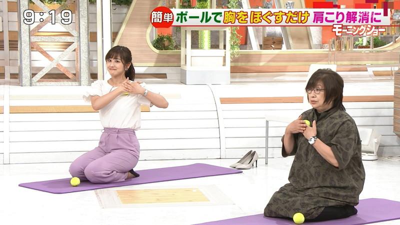【斎藤ちはるキャプ画像】乃木坂46アイドル出身の女子アナって珍しいですね! 30