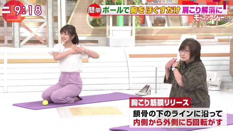 【斎藤ちはるキャプ画像】乃木坂46アイドル出身の女子アナって珍しいですね! 36