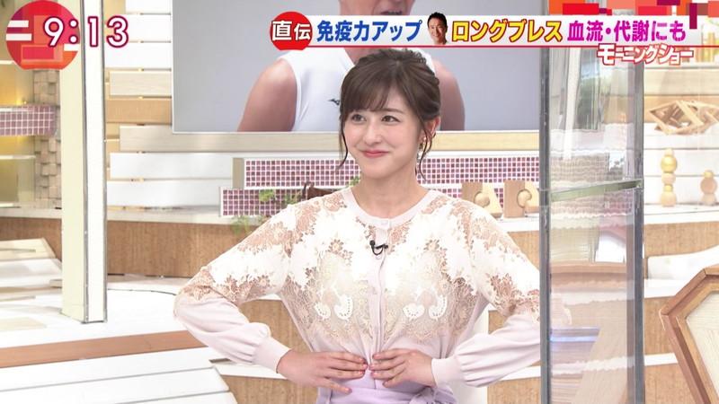 【斎藤ちはるキャプ画像】乃木坂46アイドル出身の女子アナって珍しいですね! 63