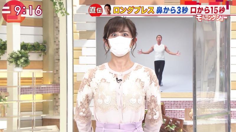 【斎藤ちはるキャプ画像】乃木坂46アイドル出身の女子アナって珍しいですね! 65