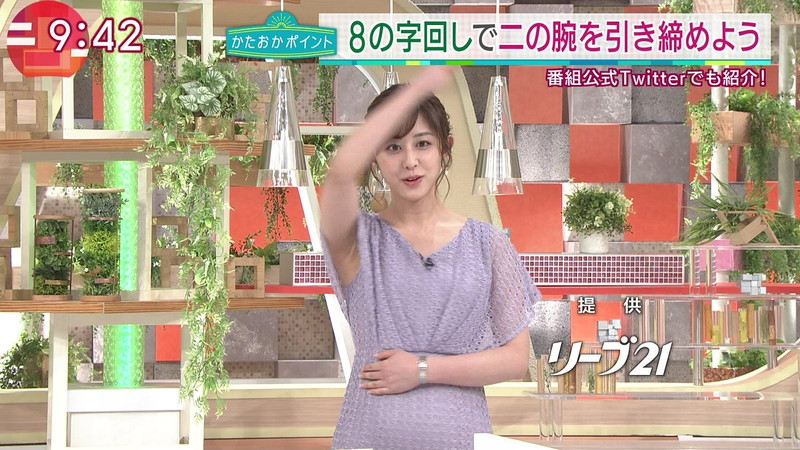 【斎藤ちはるキャプ画像】乃木坂46アイドル出身の女子アナって珍しいですね! 71