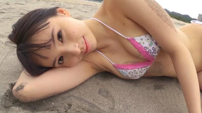 【鶴巻星奈キャプ画像】元ジュニアアイドルだけど今もエロいイメージ撮ってるねw 06