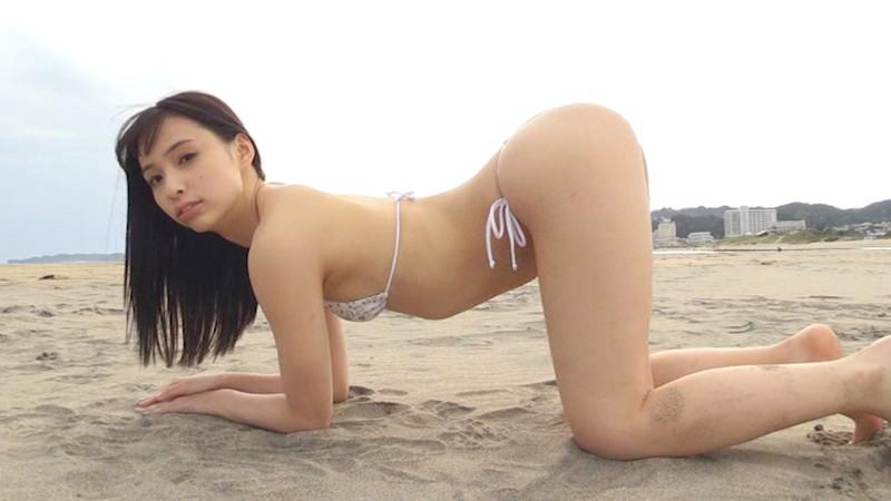 【鶴巻星奈キャプ画像】元ジュニアアイドルだけど今もエロいイメージ撮ってるねw 09