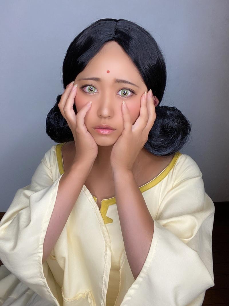 【水瀬ちかエロ画像】自称ヲタ芸能人って嘘くさいところあるけど彼女は本物? 79