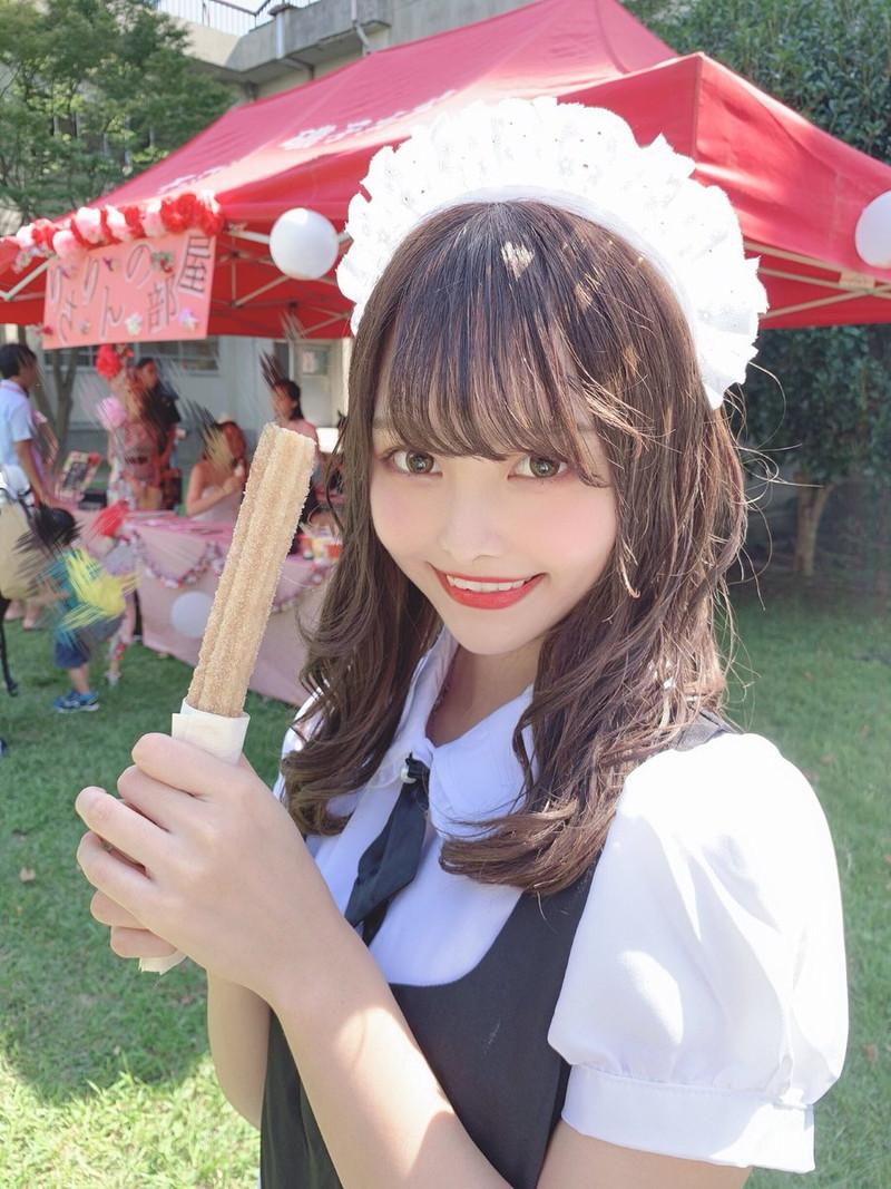 【青木りさエロ画像】近頃カワイイと話題になっている美少女アイドル 51