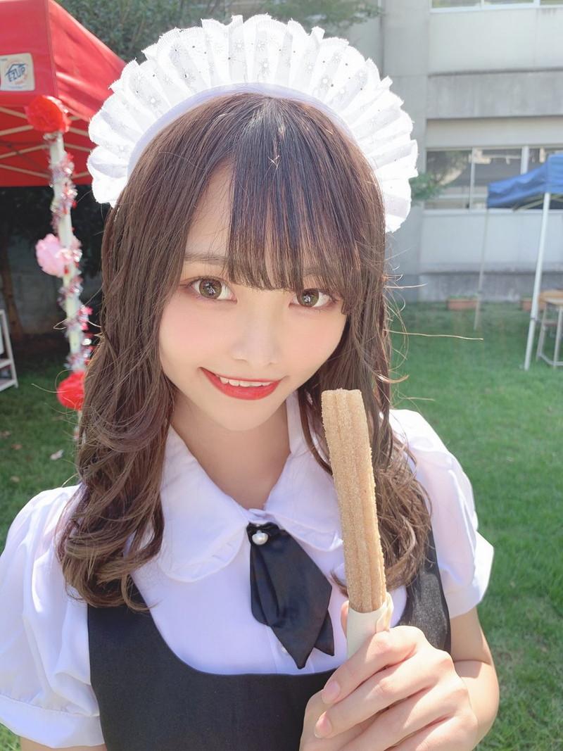 【青木りさエロ画像】近頃カワイイと話題になっている美少女アイドル 52