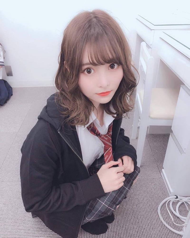 【青木りさエロ画像】近頃カワイイと話題になっている美少女アイドル 59