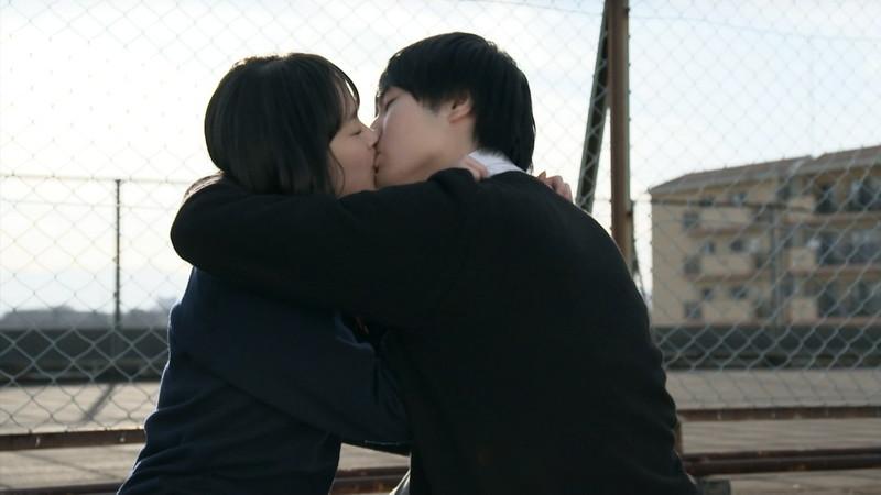 【吉本実憂濡れ場画像】国民的美少女コンテスト女優のキスとセックスシーン 15