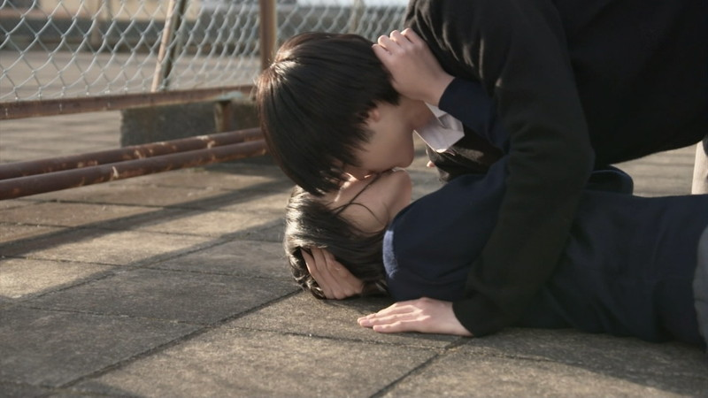 【吉本実憂濡れ場画像】国民的美少女コンテスト女優のキスとセックスシーン 20