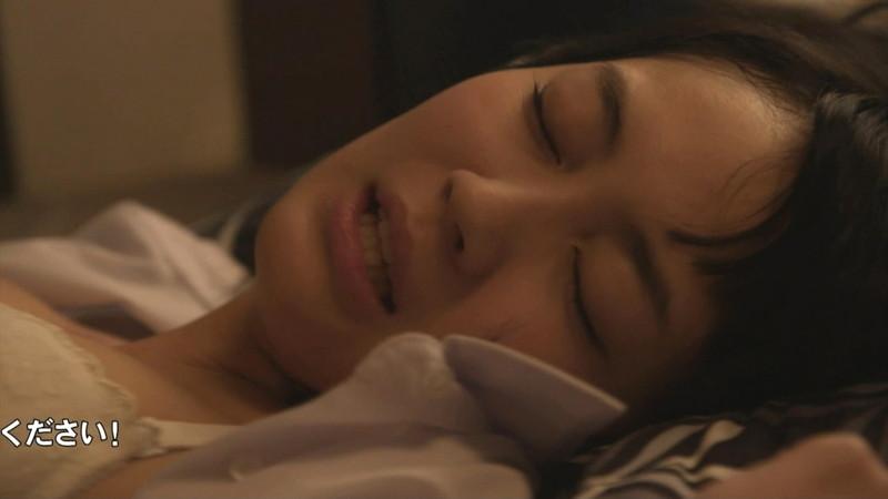【吉本実憂濡れ場画像】国民的美少女コンテスト女優のキスとセックスシーン 35
