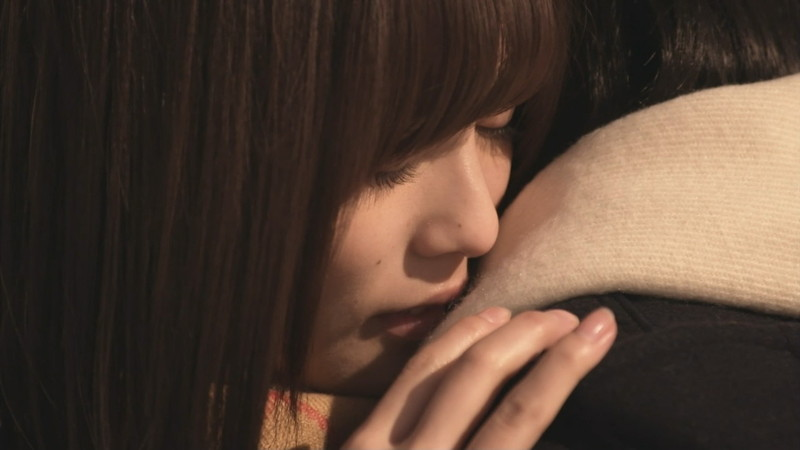 【吉本実憂濡れ場画像】国民的美少女コンテスト女優のキスとセックスシーン 41