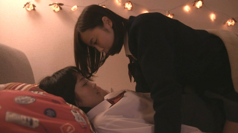 【吉本実憂濡れ場画像】国民的美少女コンテスト女優のキスとセックスシーン 56