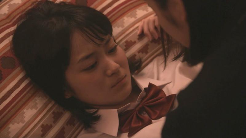 【吉本実憂濡れ場画像】国民的美少女コンテスト女優のキスとセックスシーン 57