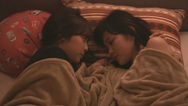 【吉本実憂濡れ場画像】国民的美少女コンテスト女優のキスとセックスシーン 62