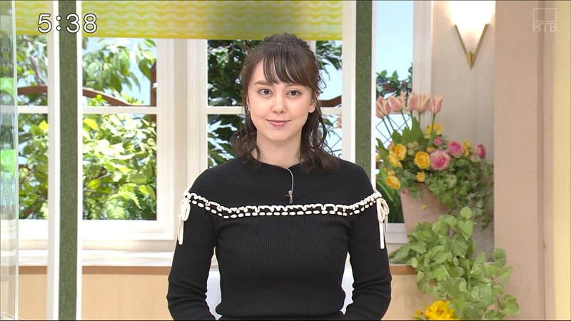 【土屋まりキャプ画像】番組でパイスラとかあざとい事してる女子アナw 41