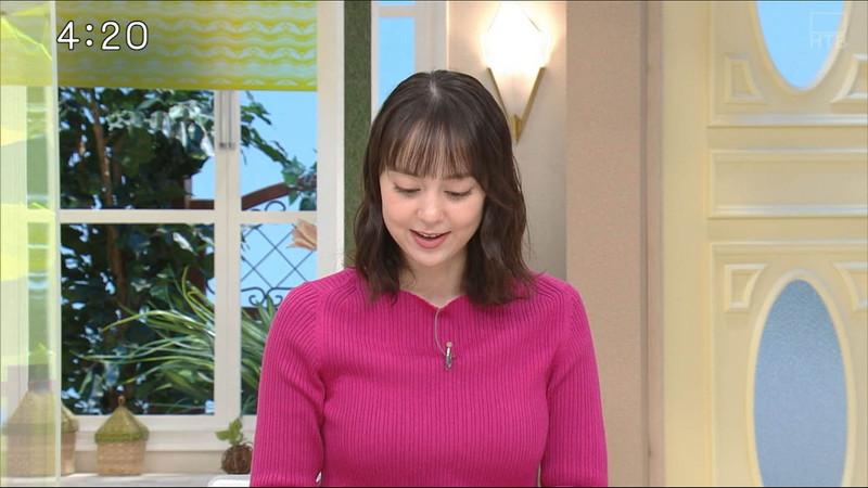 【土屋まりキャプ画像】番組でパイスラとかあざとい事してる女子アナw 51