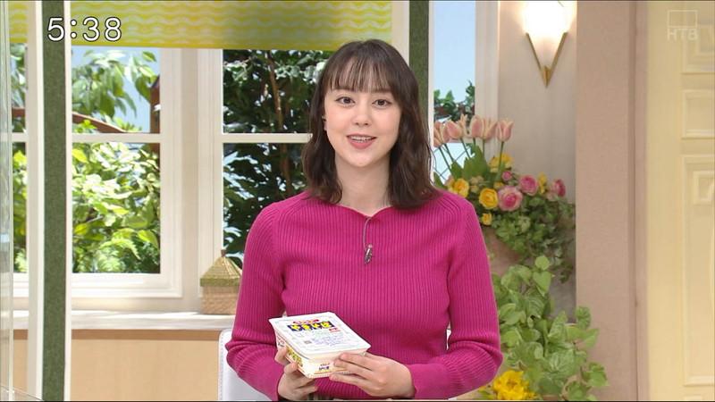 【土屋まりキャプ画像】番組でパイスラとかあざとい事してる女子アナw 55