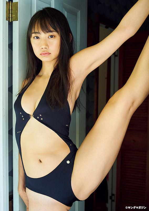 【相沢菜々子エロ画像】長身スレンダーボディが魅力のレースクイーン美女! 14