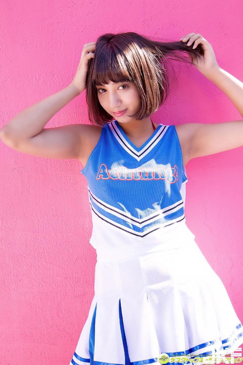 【牧野紗弓エロ画像】Fカップ巨乳のモデル系ボディが激エロいハーフ美少女 22