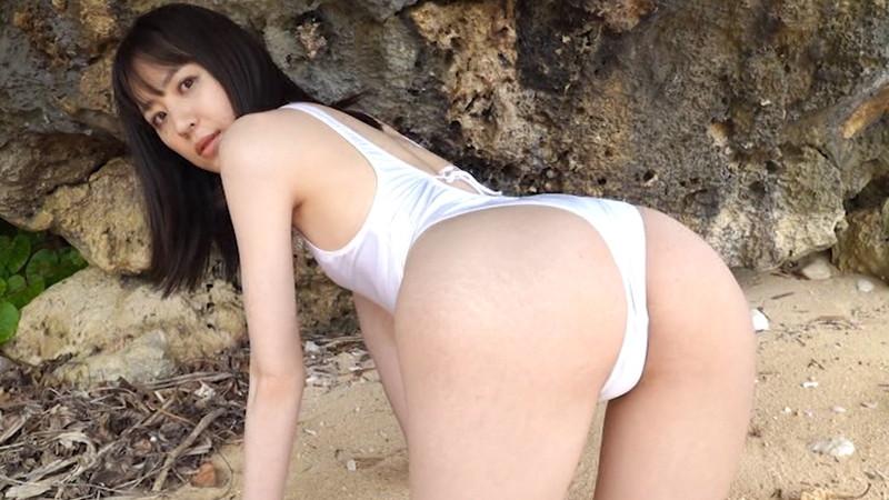 【船岡咲キャプ画像】中高生向けの元ファッションモデルが結構エロいイメージ出してるw 07