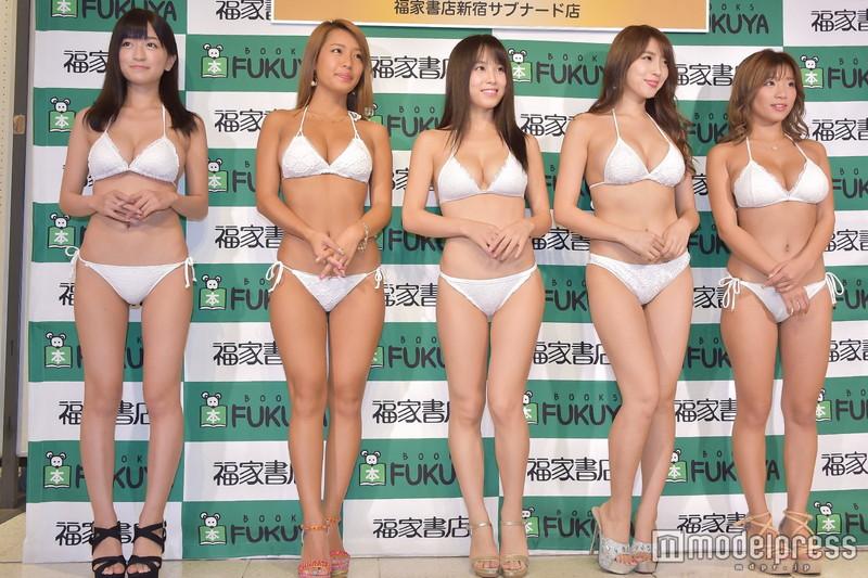 【リップガールズエロ画像】メンバー全員Gカップ以上って巨乳ハーレムじゃん! 65