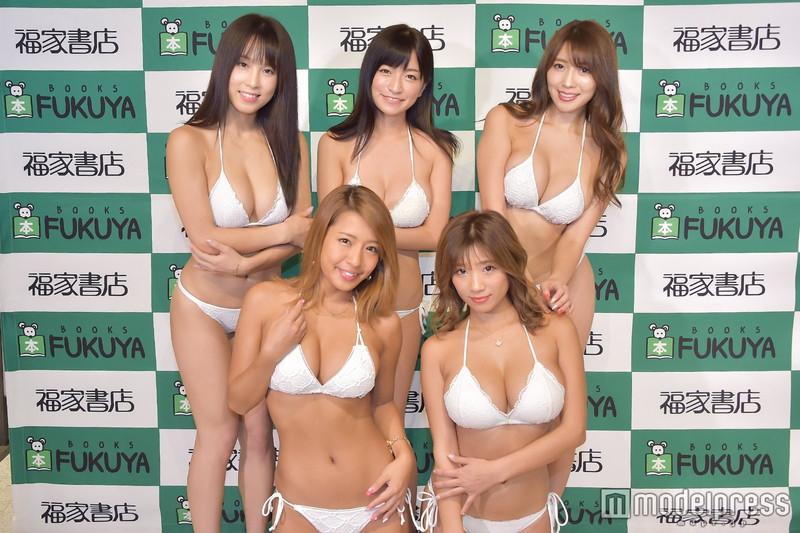 【リップガールズエロ画像】メンバー全員Gカップ以上って巨乳ハーレムじゃん! 66