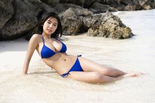 【寺本莉緒キャプ画像】グラビア新人賞を獲って今乗りにノってる巨乳美少女 39