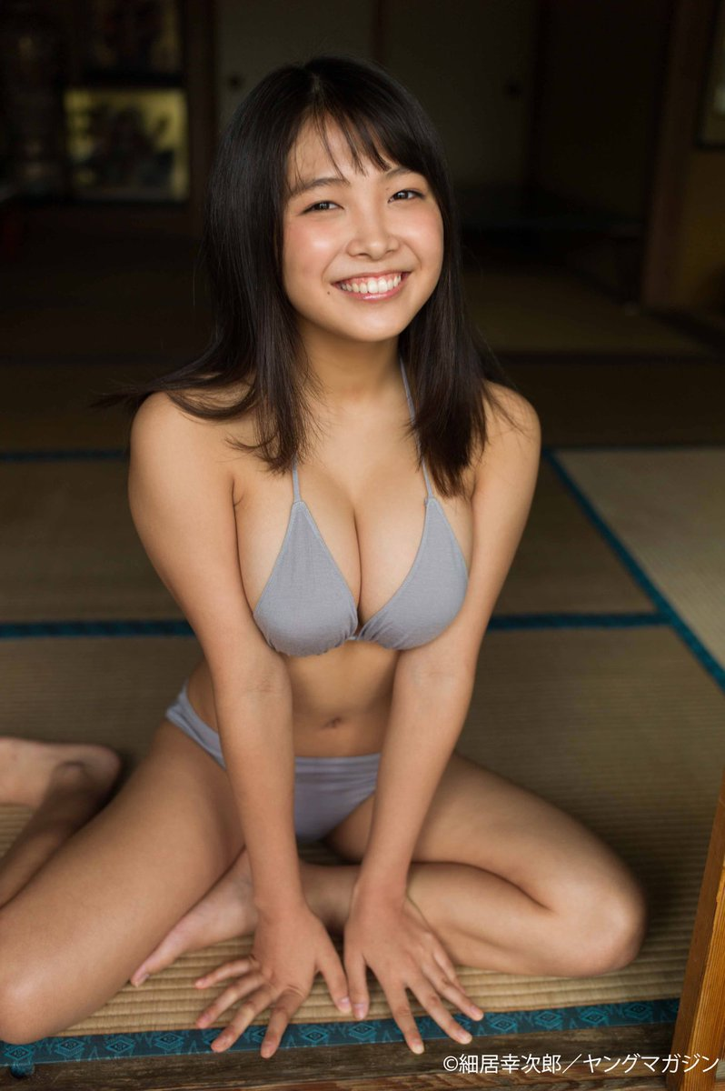 【寺本莉緒キャプ画像】グラビア新人賞を獲って今乗りにノってる巨乳美少女 68