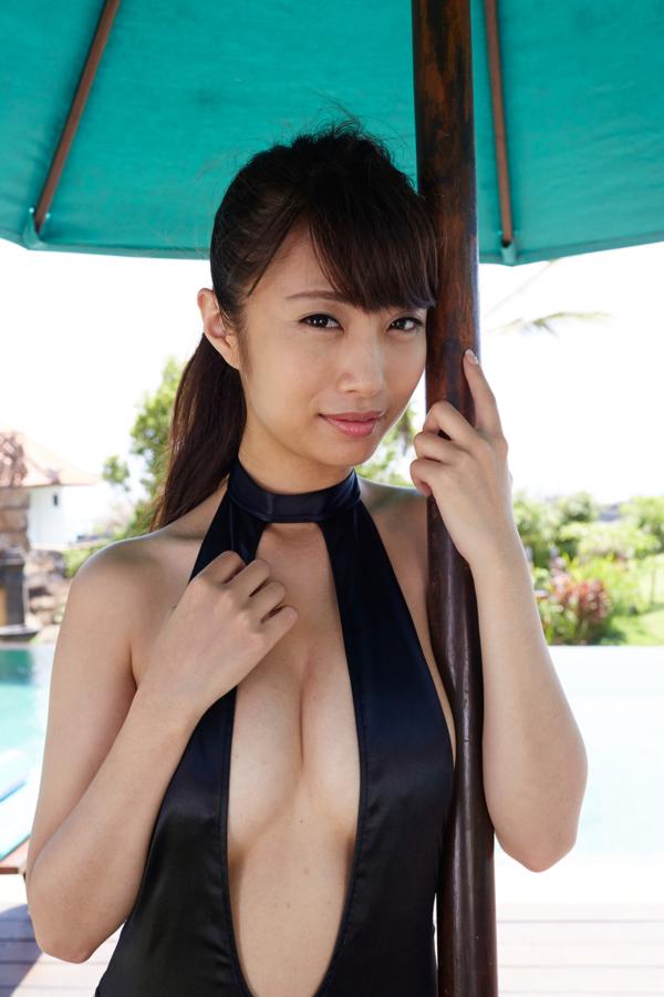 【古川真奈美キャプ画像】熟女グラドルが若い頃から撮ってきたエロシーン! 74