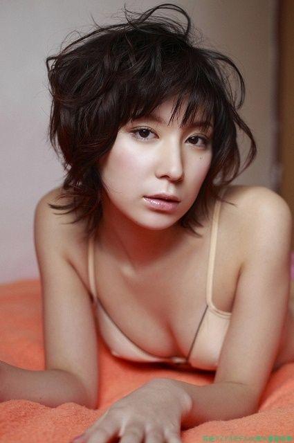 【仲村みうエロ画像】芸能界完全引退から5年後にAV女優になった元グラドル 31